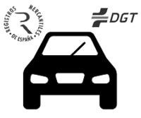Informe vehículo Registro Bienes Muebles + Informe matrícula DGT